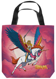 She Ra - Clouds Tote Bag Tote Bag