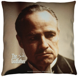 Godfather - Vito Throw Pillow Throw Pillow