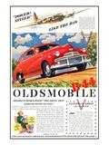 GM Oldsmobile - Like the B-19 Prints