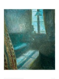 Night in St Cloud, 1890 Giclee Print by Edvard Munch