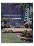 GM Oldsmobile - Ninety Eight Prints