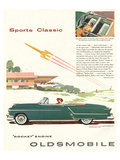 GM Oldsmobile - Sports Classic Posters