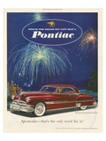 GM Pontiac - Dollar for Dollar Print