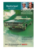 GM Oldsmobile - Hard to Beat Posters