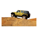 Jeep Rubicon Ad Prints