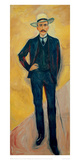 Harry Count Kessler, 1906 Giclee Print by Edvard Munch