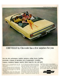 GM Chevy Chevelle Surprises Prints
