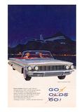 GM Oldsmobile - Go Olds '60! Prints