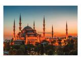Hagia Sophia Mosque Istanbul Posters