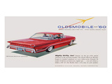 GM Oldsmobile - Mighty Thrifty Posters