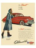 GM Oldsmobile - Go Automatic Prints