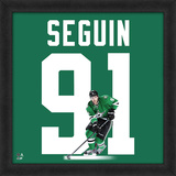 Tyler Seguin, Stars Framed photographic representation of the player's jersey Framed Memorabilia