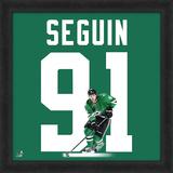Tyler Seguin, Stars Framed photographic representation of the player's jersey Framed Memorabilia