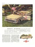 GM Chevy Serenity By Design Print