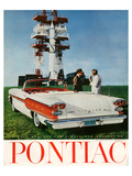 GM Pontiac-A Bold New Car Prints