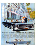 GM Pontiac Gp - Sharing Beauty Print