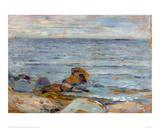 Asgardstrand Giclee Print by Edvard Munch