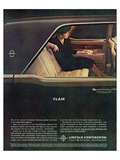 Lincoln 1962 Continental-Flair Prints