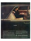 Lincoln 1962 Continental-Flair Láminas