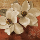 Midday Magnolias II Print by Lanie Loreth