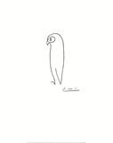 The Owl Affiches par Pablo Picasso