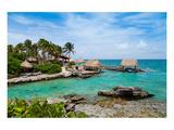 Mayan Riviera Paradise Posters