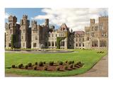 Medieval Ashford Castle Ireland Prints