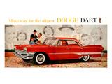 Make Way - All-New Dodge Dart Art