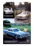Lincoln 1978 Cadillac Owners… Posters