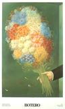Fiori Poster von Fernando Botero