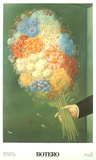 Flores Pósters por Fernando Botero