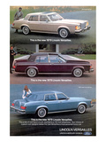 Lincoln 1979 Most Personal Car Prints