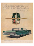 Lincoln 1959 Continental Iv Posters