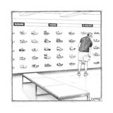 New Yorker Cartoon Regular Giclee Print par Matthew Diffee