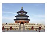 Imperial Heaven Vault Beijing Posters