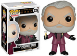 The Hunger Games - President Snow POP Figure Toy