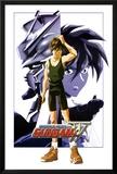 Gundam Wing - Hero Posters