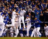 World Series - New York Mets v Kansas City Royals - Game One Photo af Sean M Haffey