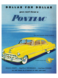 GM Pontiac- Distinctive Beauty Print