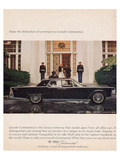 Lincoln 1964 - Distinction Poster