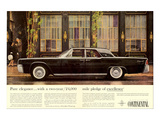 Lincoln 1961 Greater Luxury Prints