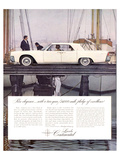 Lincoln 1963 - Pure Elegance Posters