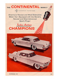 Lincoln1956 Continental Markii Prints