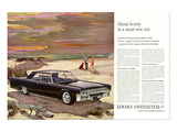 Lincoln 1961 Classic Beauty Print