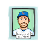 Employee of the Month - Cartoon Premium Giclee Print by Bob Eckstein