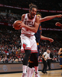 Cleveland Cavaliers v Chicago Bulls Photographie par Gary Dineen