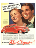 New Chrysler - Wonderful Time Posters