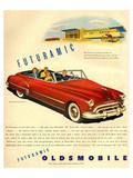 GM Oldsmobile - Futuramic Art