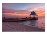 Indian Ocean Sunset Maldives Print