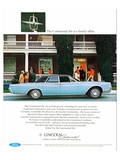 Lincoln 1967 - Family Affair Prints